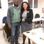 <b>rencontre m. boubacar sy</b> <br />