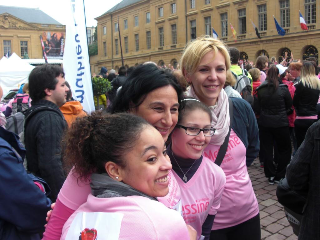 Groupe de soutien du cancer du sein de la ville de Ponca